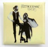 Fleetwood Mac - 'Rumours' Square Badge